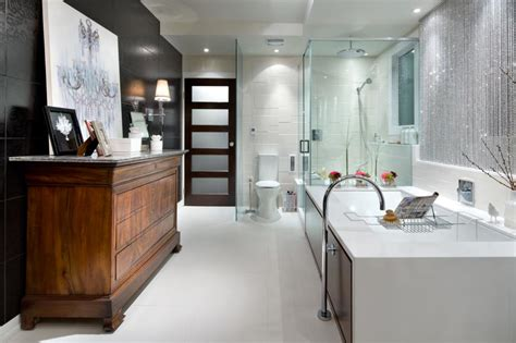 hgtv bathroom design ideas black and white bathroom designs hgtv