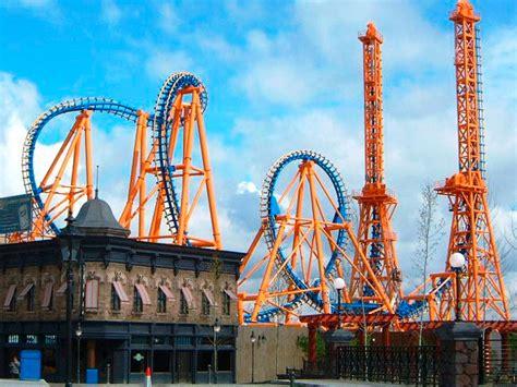 theme park madrid parque warner madrid