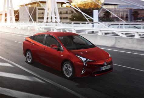Toyota Prius Wont Start Toyota Start Hybride Offensief Met Nieuwe Prius