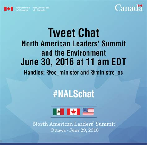 Canada Chat Room Only by Environment And Climate Change Canada Media Room