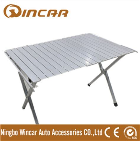 Aluminium Foldable Table Tas4x4 aluminum folding table with 18mm diameter for outdoor buy folding table amazing folding