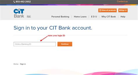 cit bank login cit bank banking login login bank