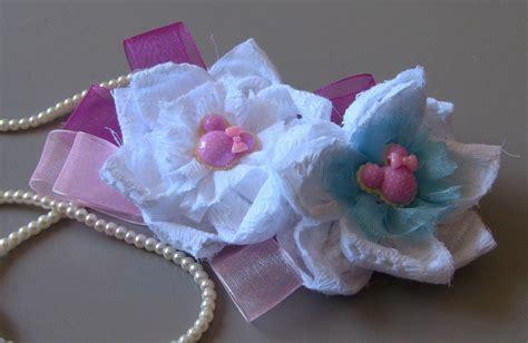 tutorial flor de organza d i y flor de tecido com la 231 o de organza fabric flower