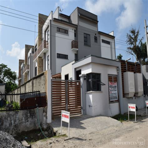 bedroom town for sale 4 bedroom town house at drive ikoyi