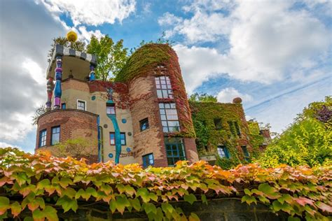 12 Bizarly Beautiful Hundertwasser Buildings (with Photos