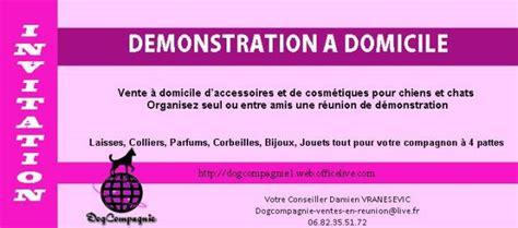 Modele Invitation Reunion A Domicile