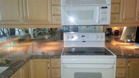 kitchen mirror backsplash yes to mirror backsplash or no