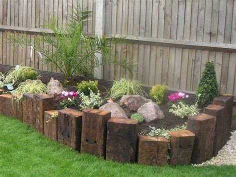 flower bed decoration diy ideas for your garden decoration raised flower beds on