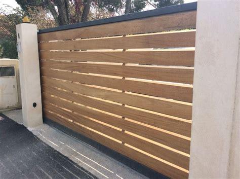 17 best ideas about portail bois on portes de