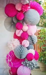 pink paper decorations decorations for new year s plascon trends