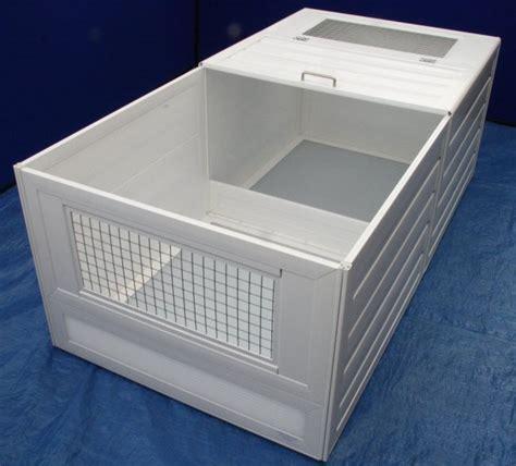 puppy whelping box http www snowsilk co uk popup 20box extension 20shut jpg nursery