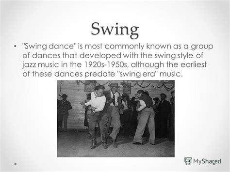most popular swing dance songs презентация на тему quot rock roll rock and roll is a genre