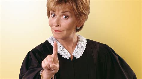judge judy judge judy on cbs reality