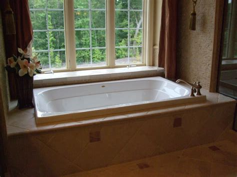 bathtub surround options tile tub surrounds tile options and ideas for your