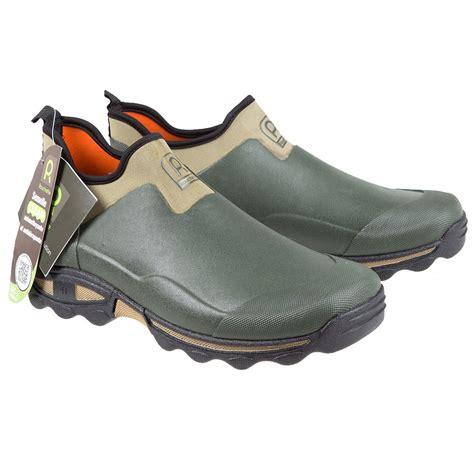 gardening shoes gardening shoes rouchette unisex slip on outdoor boots