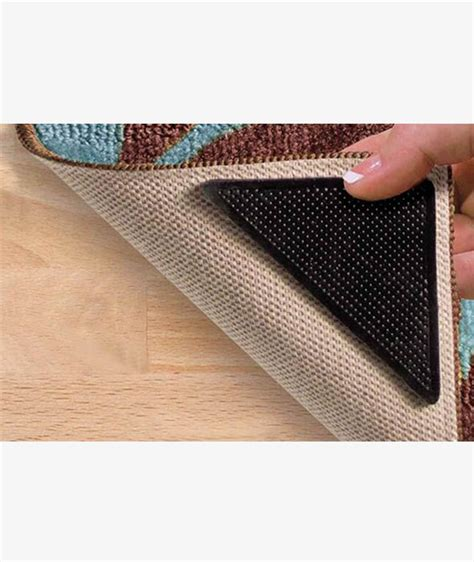reusable rug grippers reusable rug grippers set of 4 cool material shop cool stuff to buy