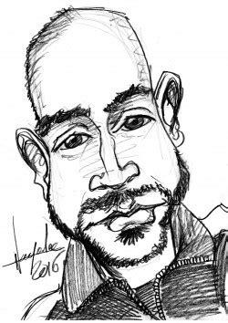 Je vais créer votre caricature suivant votre photo pour 5