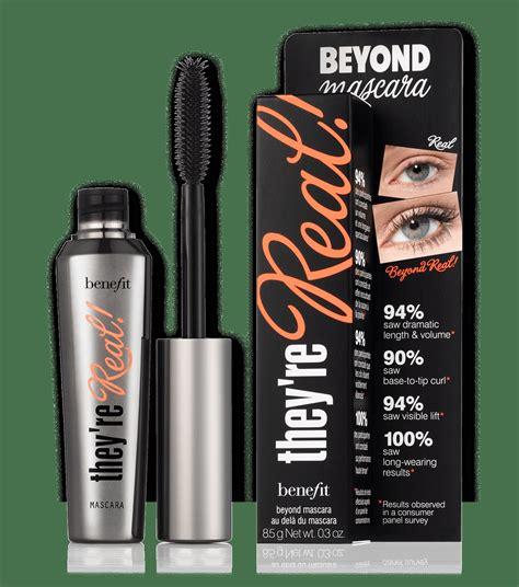 benefit cosmetics theyre real mascara reviews  mascara prestige chickadvisor