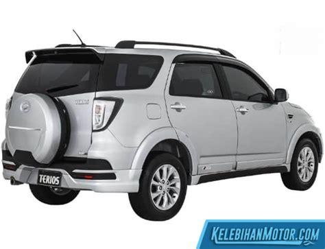 Kas Rem Mobil Daihatsu ulasan kelebihan dan kelemahan daihatsu terios terbaru kelebihan motor