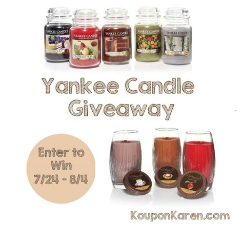 Yankee Giveaways - giveaways archives koupon karen