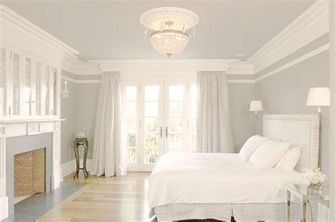 bedroom crown molding white english country house bedroom with crown molding