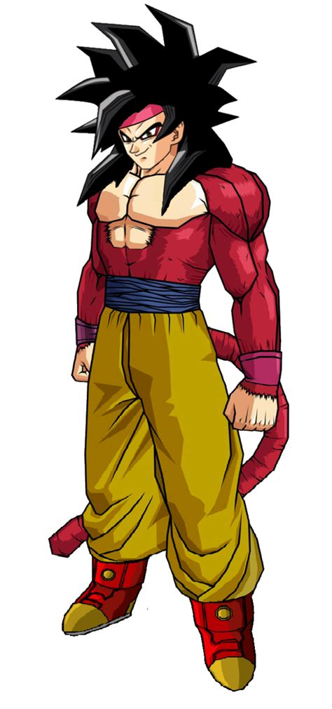 imagenes de goku jr ssj4 goku jr ssj4 pictures to pin on pinterest pinsdaddy
