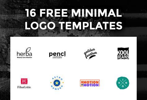 16 Free Logo Templates Graphicsfuel Free Logo Templates