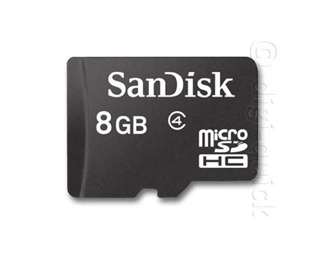 Z Best Price Micro Sd Sandisk 8gb Ultra Standard Class 4 8 Gb Sdhc M sandisk sd cards