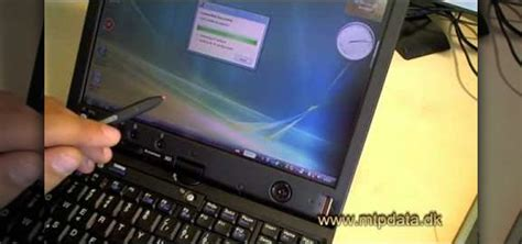 Modem Laptop Lenovo How To Install A Sim Card For A 3g Modem In A Lenovo Thinkpad X61 Laptop 171 Computer Hardware