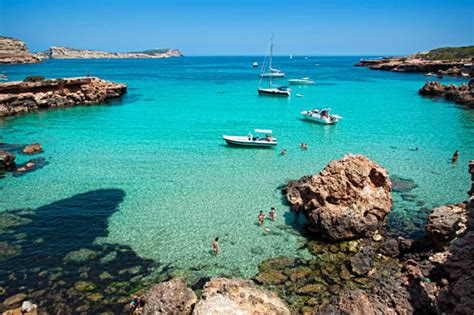 best beaches in ibiza guide to ibiza s best beaches daily star