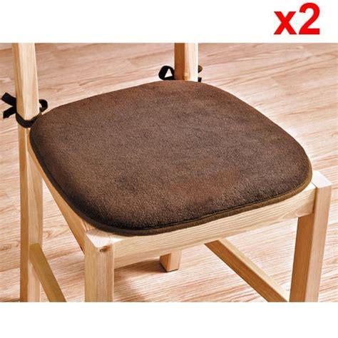 galettes de chaises déhoussables sedao vente de la table d 233 co galettes de chaise