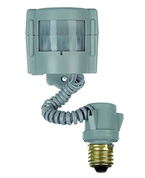 Outdoor Motion Sensing Light Socket Xodus Innovations Hs3100d Motion Activated Indoor Outdoor Light Adapter Up To 150 Watts With