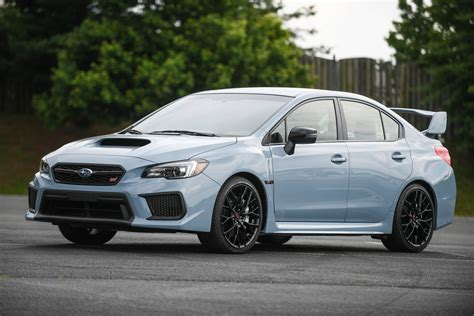 Subaru Wrx Upgrades by Subaru Upgrades Wrx Lineup With Limited Editions