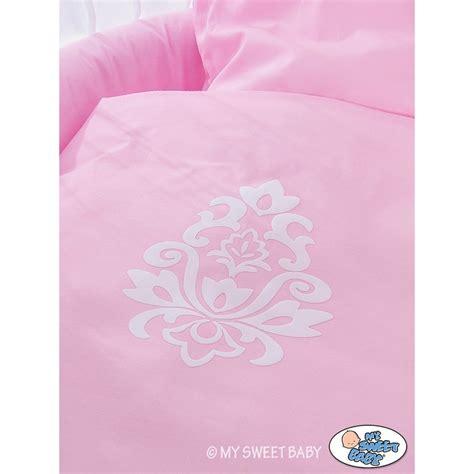 neonato vimini vimini rosa culle vimini
