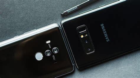 Samsung Galaxy Note 8 Huawei Mate 10 Pro by Huawei Mate 10 Pro Vs Samsung Galaxy Note 8 Similar But Androidpit
