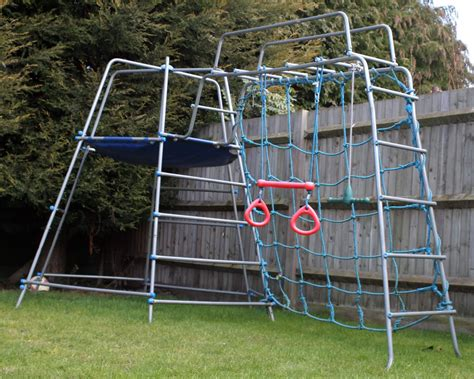 how to build a climbing frame with swing and slide tp explorer climbing frame for my boys then 90 s