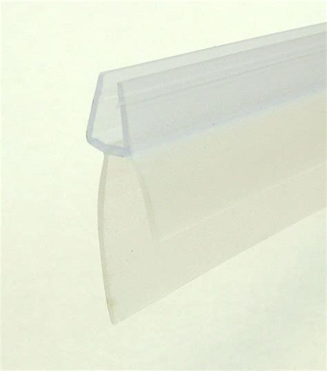 Bathroom Shower Screen Seals Nss Shower Screen Seal Large Gap To Suit 4mm Thick Glass Nss Seal A1 National Shower Spares