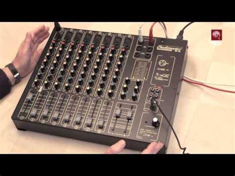 studiomaster 8 2 mixer overview