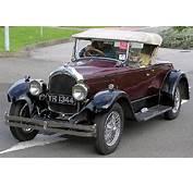 When Did It Happen Autos 1920 1929