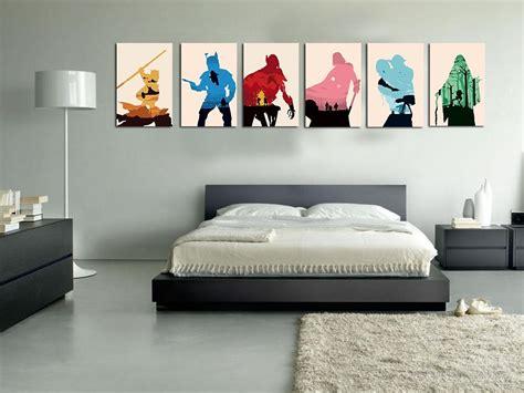 decoracion hogar cuadros set 6 cuadros wars decoracion hogar alta calidad
