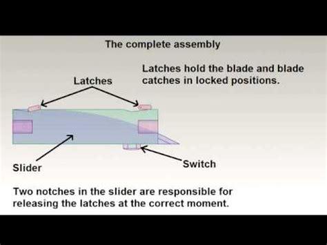 dual otf switchblade mechanism how an otf switchblade works