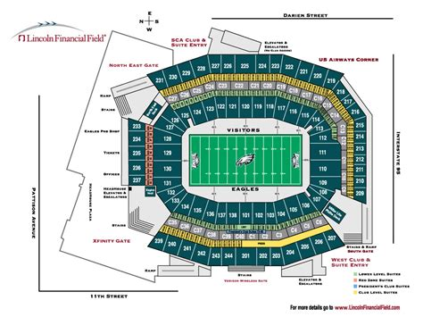 lincoln financial contact number maps and parking lincoln financial field