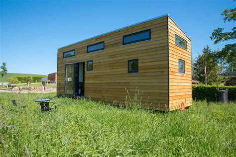 vacation tiny house luxurious tiny house on wheels vacation in denmark