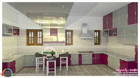 kerala style home kitchen design modular kitchen design trends 2017 kerala home design