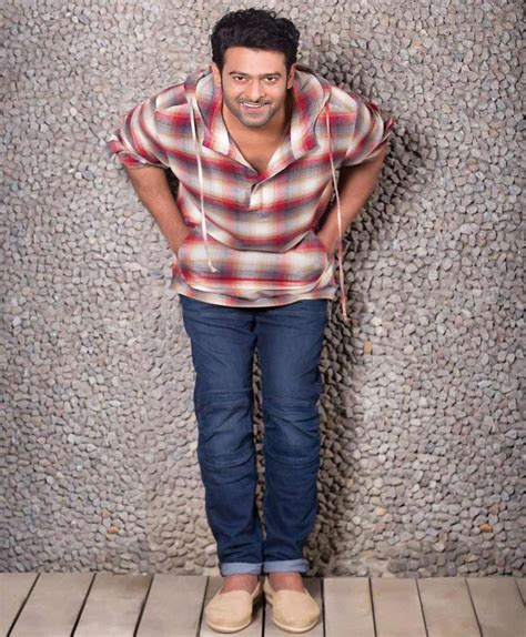 actor prabhas height prabhas birthday real name family age weight height
