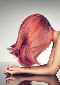 multi color hair dye hair salons photos ways to wear pink hair color in 2012