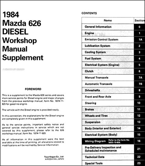 car repair manuals online pdf 1985 mazda 626 regenerative braking service manual pdf 1984 mazda 626 engine repair manuals service manual pdf 1985 mazda 626