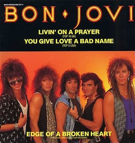 bon jovi livin on a prayer bon jovi live at wembley stadium london simplyeighties com