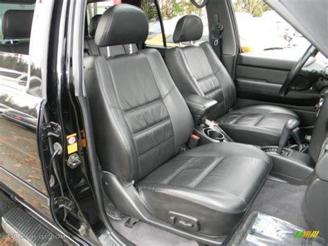 Nissan Pathfinder 2002 Interior by 2002 Nissan Pathfinder Se 4x4 Interior Photos Gtcarlot