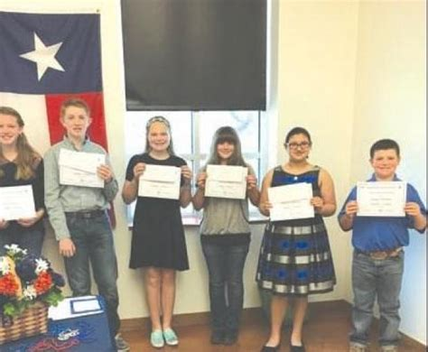 Margaret Smith Essay Scholarship by Caddel Smith Honors Essay And Scholarship Winners Rocksprings Record